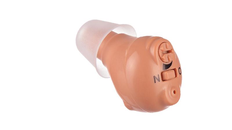 Mini auditive rechargeable dans l'oreille