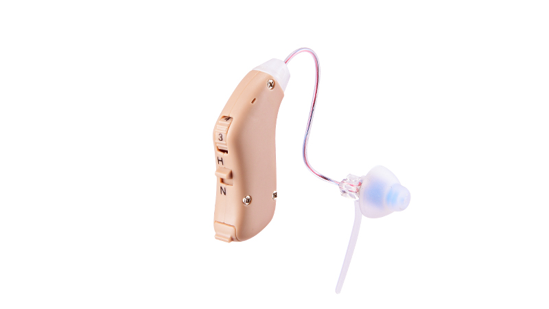 La plus petite aide auditive BTE de Mini Ric