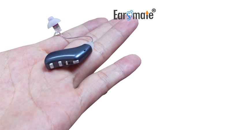 Petit récepteur dans les aides auditives numériques de canal à vendre
