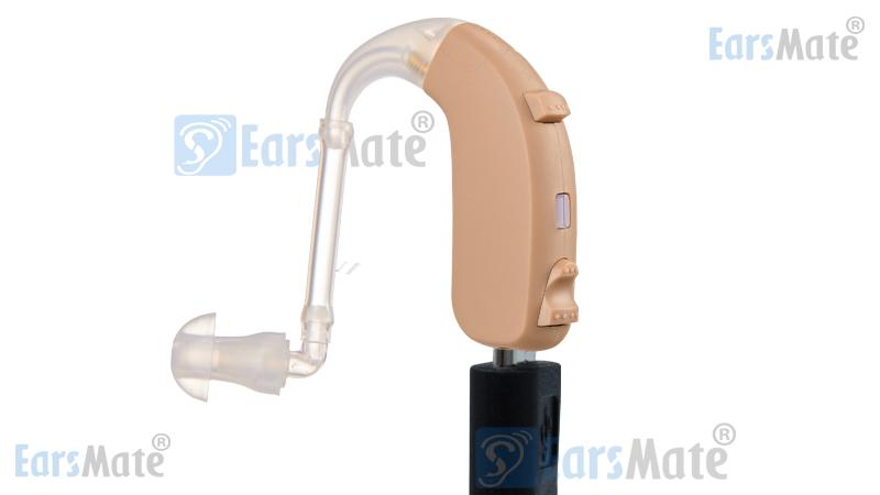 Meilleures aides auditives numériques rechargeables de Siemens Best BTE Earsmate G26 RL