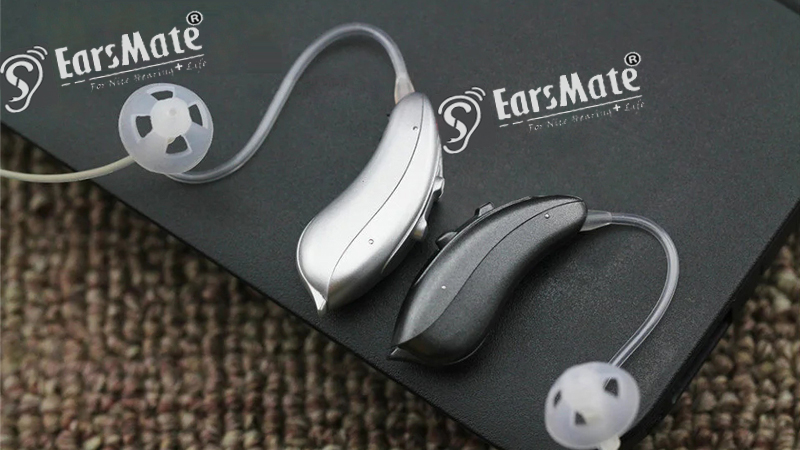Aide auditive numérique Invisible Discreet Ric Bluetooth APP control